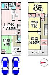 京阪本線 神宮丸太町駅 徒歩13分