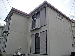 シティハイム田中[2階]の外観