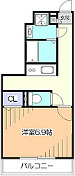 リブリLuna Isola[1階]の間取り
