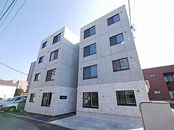札幌市営東西線 西18丁目駅 徒歩15分の賃貸マンション
