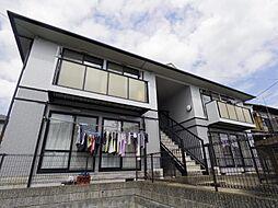 千葉県松戸市幸田2の賃貸アパートの外観