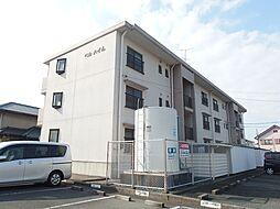 静岡県浜松市南区参野町の賃貸マンションの外観
