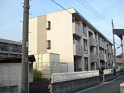 タカノマンションB[1階]の外観