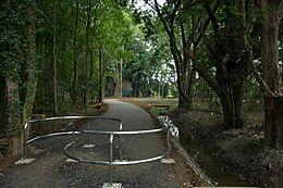仲田公園 570m