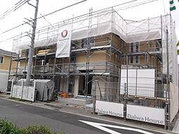 [一戸建] 神奈川県相模原市南区東大沼4丁目 の賃貸【/】の外観