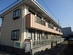 埼玉県さいたま市大宮区三橋1-の賃貸アパートの外観