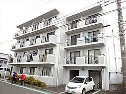 神奈川県横浜市戸塚区平戸3の賃貸マンションの外観