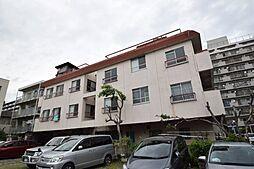 平田第二マンション[202号室]の外観