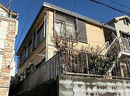 シティハイム片倉コーポ[1階]の外観