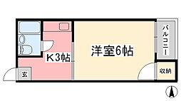 松山駅 2.0万円