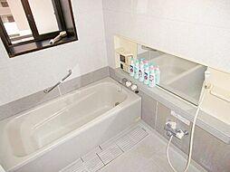 オシャレで高級感のある浴室で、気分もリラックスできます。