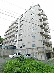 福岡県北九州市小倉南区蜷田若園1丁目の賃貸マンションの外観