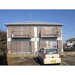青芳コーポ[1階]の外観