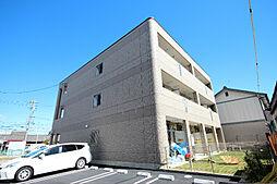 愛知県名古屋市中川区長良町3の賃貸マンションの外観