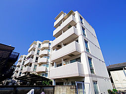 東京都小平市花小金井南町2の賃貸マンションの外観