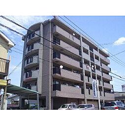 福岡県久留米市山川追分1丁目の賃貸マンションの外観
