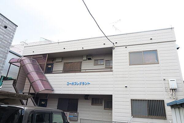 コーポフレグラント 1階の賃貸【埼玉県 / 川口市】