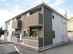 愛知県刈谷市高須町2丁目の賃貸アパートの外観