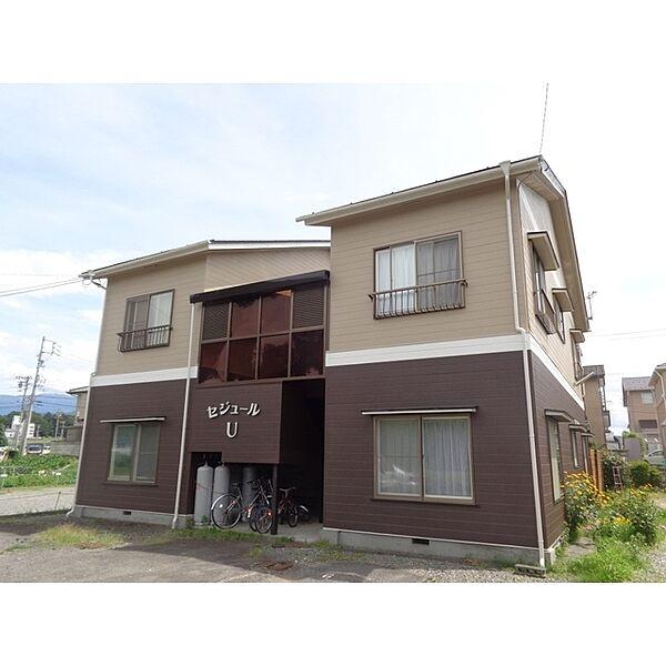 セジュールU 2階の賃貸【長野県 / 伊那市】