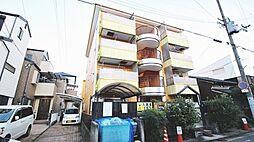 ドミールタチバナ五月町2[3階]の外観
