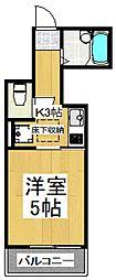 仮)大田区新築アパート[1階]の間取り