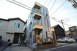 House C Cube[1階]の外観