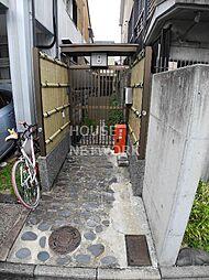 [一戸建] 京都府京都市北区小山下板倉町 の賃貸【/】の外観