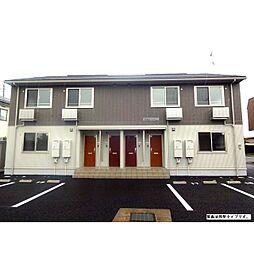 笹賀D-room(仮)[2階]の外観