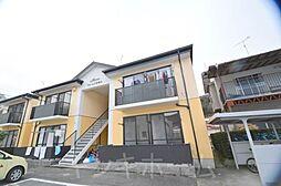広島県広島市安芸区上瀬野1丁目の賃貸アパートの外観