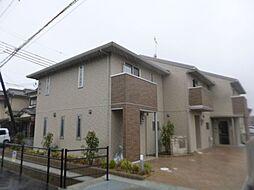 セレンディピティ矢倉[2階]の外観