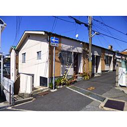 兵庫県神戸市北区鈴蘭台南町3丁目の賃貸アパートの外観