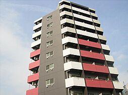 東京都北区王子3丁目の賃貸マンションの外観