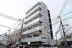 大阪府大阪市北区長柄西1の賃貸マンションの外観