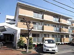 RIZE ONE岸和田 西 レジデンス北館[201号室]の外観
