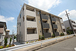 愛知県名古屋市港区宝神3丁目の賃貸アパートの外観
