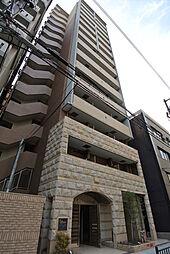 プレサンス立売堀アーバンスタイル[13階]の外観
