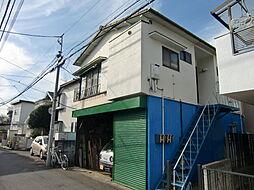 石川荘[202号室]の外観