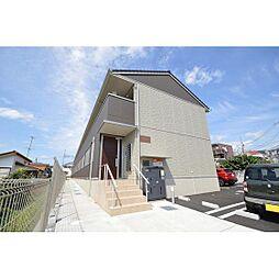 神奈川県藤沢市善行の賃貸アパートの外観