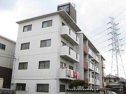 大阪府大阪市平野区長吉長原東1丁目の賃貸マンションの外観
