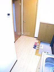 エスタシオン泉川[202号室号室]の外観