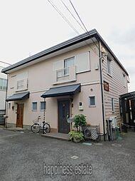 [テラスハウス] 東京都町田市中町3丁目 の賃貸【/】の外観