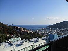 熱海市街地・相模湾・初島・花火をご覧頂ける眺望