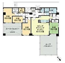 JR京浜東北・根岸線 港南台駅 徒歩12分の賃貸マンション