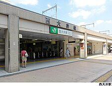 西大井駅(現地まで320m)