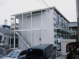 レオパレスM&Y中郷[2階]の外観