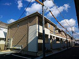 メゾンフルール[1階]の外観