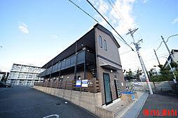 兵庫県伊丹市北河原4丁目の賃貸アパートの外観