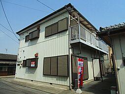 ハイツ坂本[202号室号室]の外観