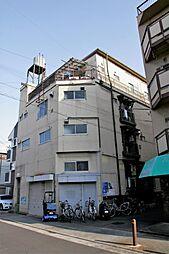 桧マンション[4階]の外観
