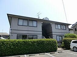 福岡県北九州市小倉南区下貫3丁目の賃貸アパートの外観